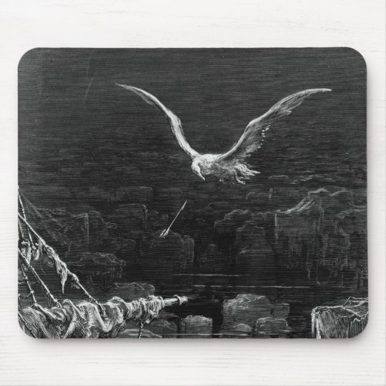 Scene from 'The Rime of the Ancient Mariner' 2 Mouse Mat