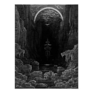 Scene from The Rime of the Ancient Mariner 2 Print