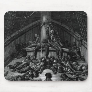 Scene from 'The Rime of the Ancient Mariner' 3 Mouse Mat