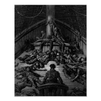 Scene from 'The Rime of the Ancient Mariner' 4 Poster