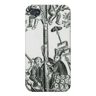 Scene from The Shepherd s Oracles iPhone 4 Cover