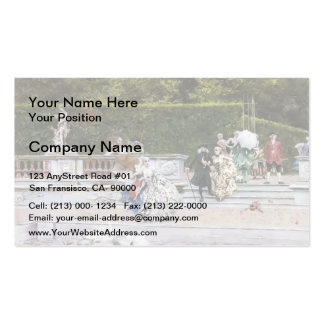 Scene Galante by Giovanni Boldini Pack Of Standard Business Cards