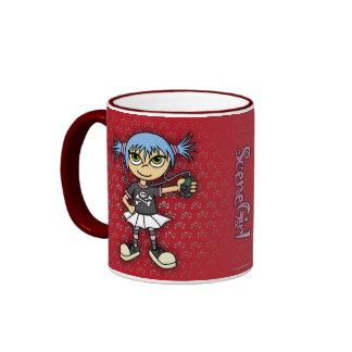 Scene Girl Binder 1 Mug