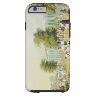 Scene in Bombay, from Volume I of 'Scenery, Costum Tough iPhone 6 Case