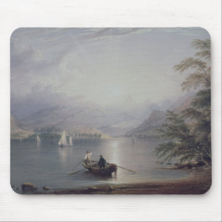 Scene in the English Lake District Mouse Mat