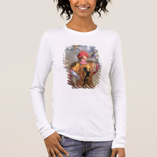 Scene of a Tournament in the Fourteenth Century, d Long Sleeve T-Shirt