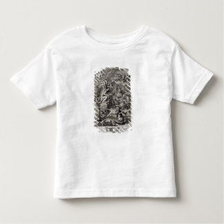 Scene of Hell, illustration from Book 1 Part 3 Cha Toddler T-Shirt