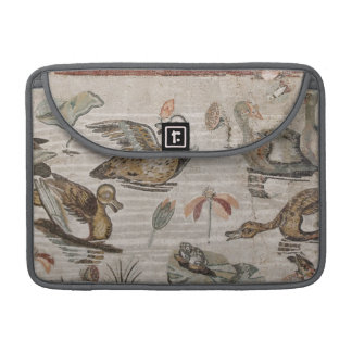 Scene of waterfowl on the Nile, House of Faun MacBook Pro Sleeve