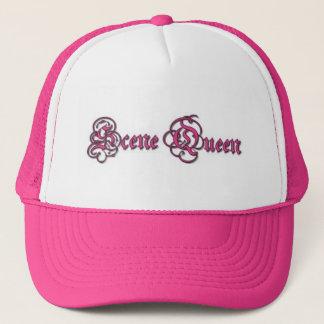 Scene Queen Crown Trucker Hat