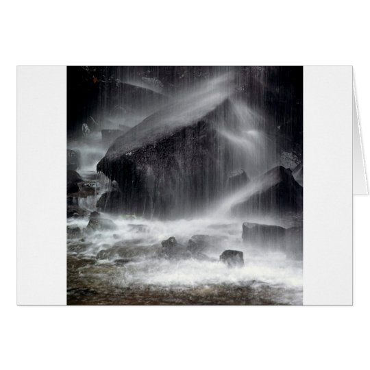 Scene Ranger Creek Falls Card