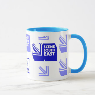 Scene South East (Southern Television) Mug