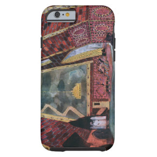 Scenery design for Thamar, 1912 (colour litho) Tough iPhone 6 Case