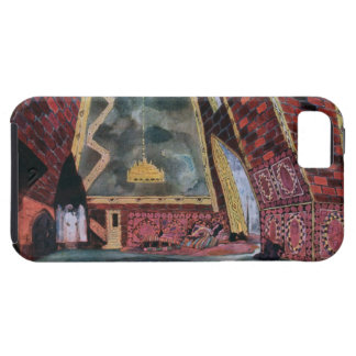 Scenery design for Thamar 1912 colour litho iPhone 5 Cases