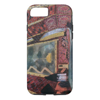 Scenery design for Thamar, 1912 (colour litho) iPhone 8/7 Case