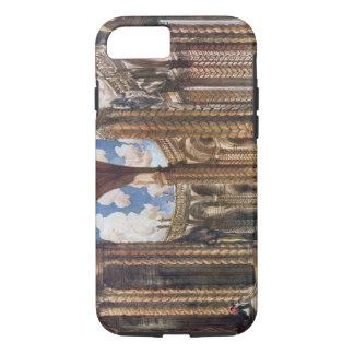 Scenery design for the Betrothal, from Sleeping Be iPhone 8/7 Case