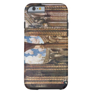 Scenery design for the Betrothal, from Sleeping Be Tough iPhone 6 Case