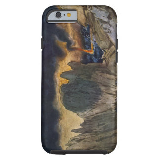 Scenery design from Phedre, 1917 (colour litho) Tough iPhone 6 Case