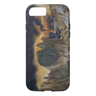 Scenery design from Phedre, 1917 (colour litho) iPhone 8/7 Case