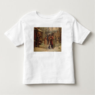 Scenery for the scene with Mimi and Rodolfo Toddler T-Shirt