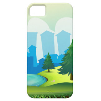 Scenery iPhone 5 Cover