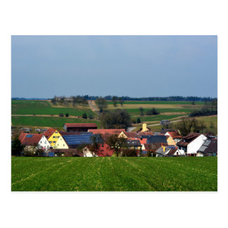 Scenery of Germany Postcard