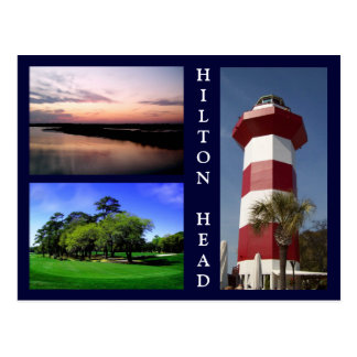 Scenes from Hilton Head Post Cards