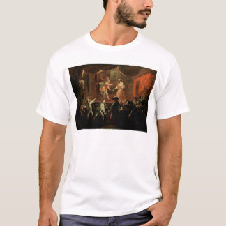 Scenes from 'Roman Comique' by Paul T-Shirt