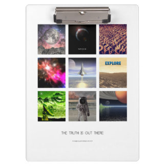 Scenes From Space Clipboard