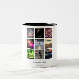 Scenes From Space Coffee Mug