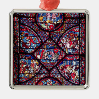 Scenes from the Life of Charlemagne Christmas Ornament
