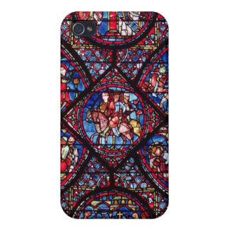 Scenes from the Life of Charlemagne iPhone 4 Cover
