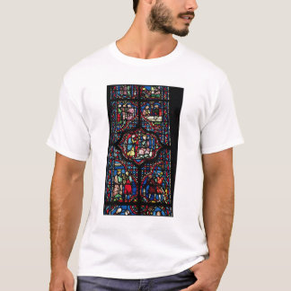 Scenes from the life of King David, 13th century ( T-Shirt