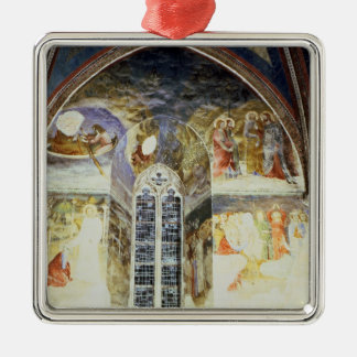 Scenes from The Life of St. John Christmas Ornament