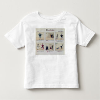 Scenes from the Opera 'Rigoletto' Toddler T-Shirt