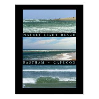 Scenes of Nauset Light Beach Postcard