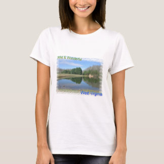 Scenic Appalachian Lake T-Shirt
