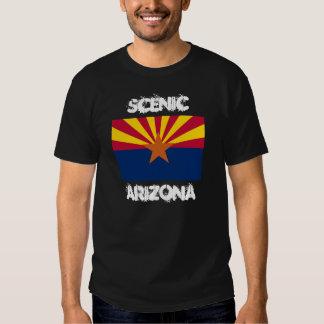Scenic, Arizona T Shirts