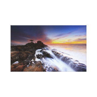 Scenic Art Stretched Canvas