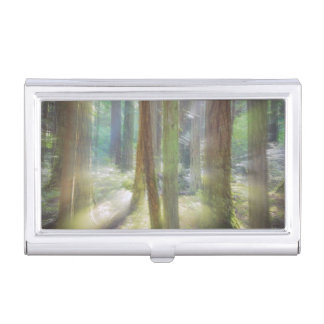 Scenic Beach State Park Business Card Holder