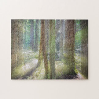 Scenic Beach State Park Jigsaw Puzzle