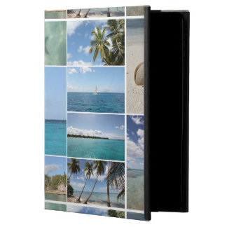 Scenic Caribbean Photo Collage Powis iPad Air 2 Case