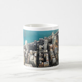 Scenic Chicago City Mug