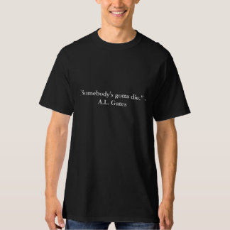 Scenic City Cafè Volume Two Askew Back/Quote Front Shirt