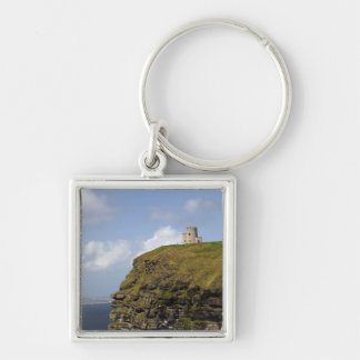 Scenic Cliffs of Moher and O'Brien's Tower. Key Ring