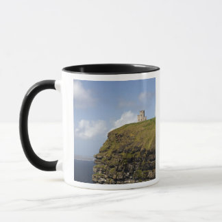 Scenic Cliffs of Moher and O'Brien's Tower. Mug