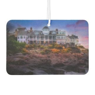 Scenic Coastal Sunrise Cape Neddick Maine