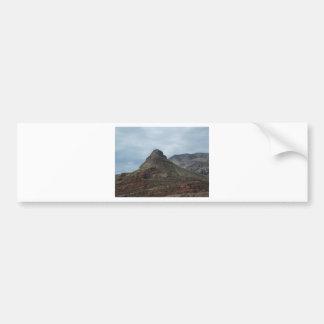 Scenic Hills View Bumper Sticker