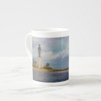 Scenic Hillsboro Inlet Light Tea Cup