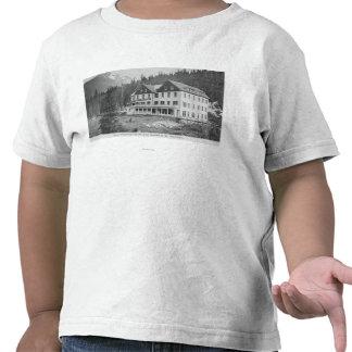 Scenic Hot Sprints Bldg Tshirts