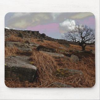 scenic  landscape mous mat mouse mat